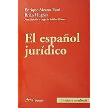 El español jurídico (Ariel Derecho)