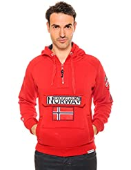 Geographical Norway Sudadera con capucha gymclass