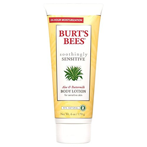 Bienen Aloe Burt & Body Lotion 170 ml Buttermilk