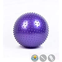 65cm Massage Sport Yoga Ball, sensorische Massage Triggerpunkt Körper Muskelreflexzonen geeignet für Schwangere Frauen preisvergleich bei fajdalomcsillapitas.eu