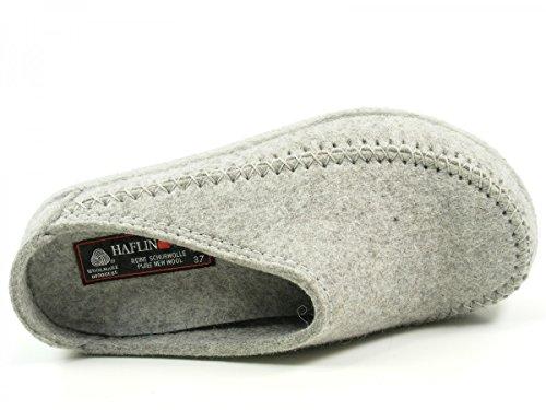 HaflingerCredo - Pantofole basse Uomo Grau