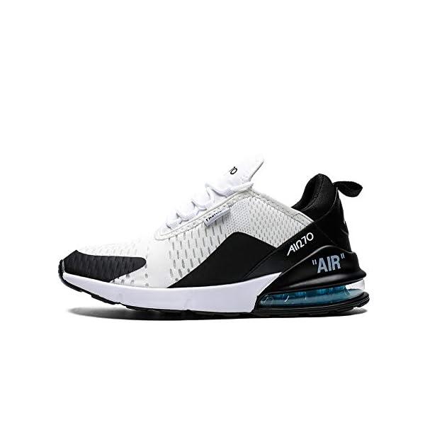 Scarpe Running Sneakers Uomo Donna Sport Scarpe da Ginnastica Fitness Respirabile Mesh Corsa Leggero Casual all'Aperto 2 spesavip