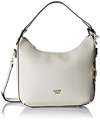 Cathy London Womens Hobo(Beige,CATHY-285)