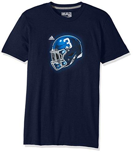 adidas 2017Helm Ultimate S/Tee, Herren, 2017 Helmet Ultimate S/S Tee, Collegiate Navy