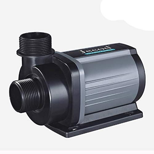 Xiaotian Wasserpumpe DC-Aquarienpumpe mit variablem Durchfluss Tauchpumpe Marine-Frischwasser-kontrollierbare Pumpe Aquarium, 1200,30W -
