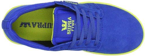 Supra WESTWAY S12008K, Sneaker ragazzo Blu (Blau (RYL))