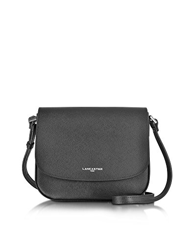 lancaster-paris-womens-42160black-black-leather-shoulder-bag