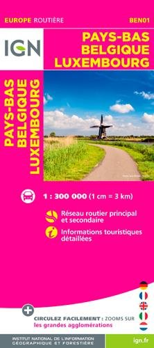 PAYS BAS BENELUX LUXEMBOURG par Collectif