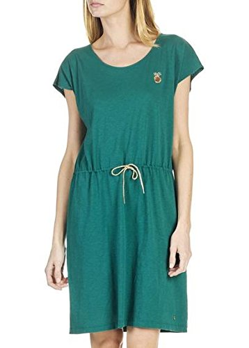 DES PETITS HAUTS - Robe - Femme Vert