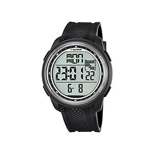 Reloj Digital Unisex con Pantalla Digital LCD con Esfera y Extensible de
