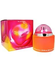 Yves de Sistelle Only Me Passion Eau De Parfum Spray, 3.3 Ounce by Yves de Sistelle (English Manual)