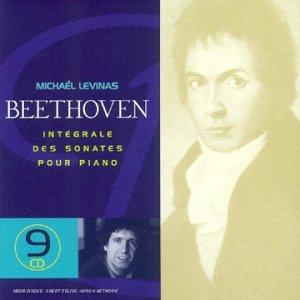 Michaël Levinas - Beethoven - Intégrale des sonates pour piano