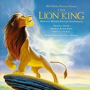 The Lion King: Original Motion