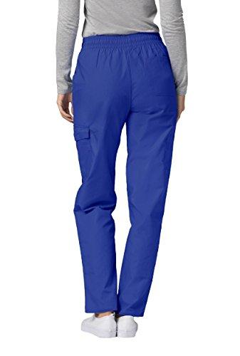 Adar Uniforms Medizinische Schrubb-hosen - Damen-Krankenhaus-Uniformhose 506 Color RYL | Talla: S - 2