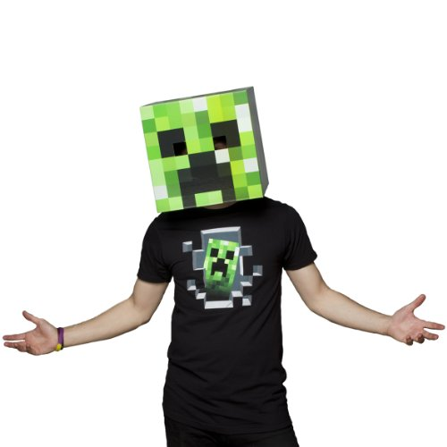 Creeper, sortiertes Design (Kinder-minecraft-kostüm)