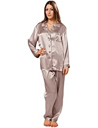 c5d028aeb0 Amazon.co.uk  Silver - Pyjama Sets   Nightwear  Clothing