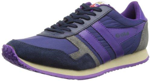 Gola Spirit, Sneaker Donna Navy/Purple/Grey