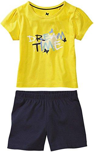 Geprüft Schlafanzug (LUPILU® Mädchen Schlafanzug Shorty