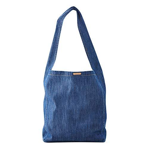 Living Crafts Tasche One Size, indigo blue - Indigo Blue Bekleidung