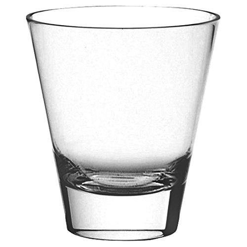 BARSKI europäischen Glas-Double Old Fashioned Tumbler Gläser-Einzigartige-Set von 6-10,5Oz-Made in Europe 8 Double Old Fashioned