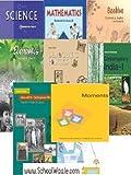 NCERT Books Set for Class 9 (English Medium) Set of 8 books Paperback 1 January 2019