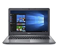 ACER ASPIRE F5-573G, CORE I5 7TH GEN 7200U, 4GB RAM DDR4, 1 TB HDD, WINDOWS 10-Silver
