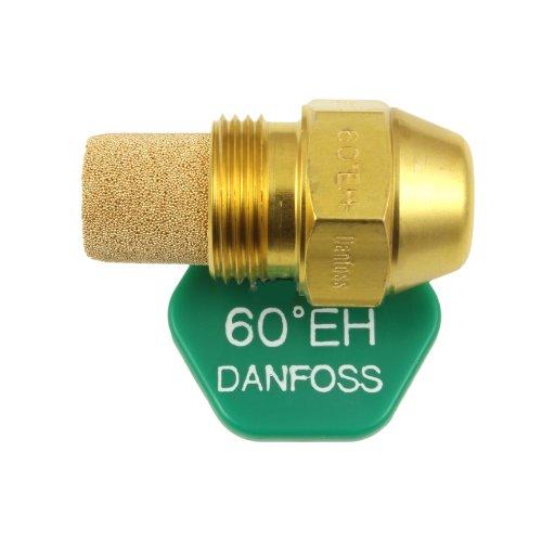 Danfoss Oil Fired Boiler Burner Nozzle 0.55 x 60 EH USgal/h ° Degree Spray Pattern Heating Jet 1.65 Kg/h