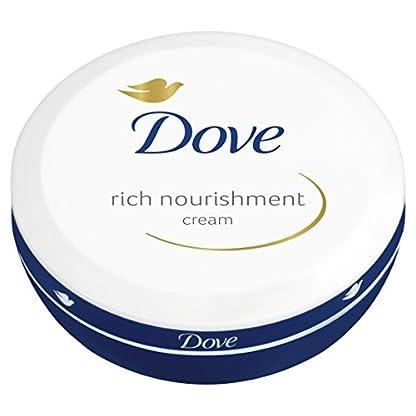 Dove -, crema hidratante, cuidado intenso, paquete de 3 (3 x 150 ml)