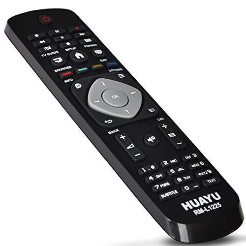 Telecomando di ricambio per Philips UHD TV LED 43PUH4900/8843PUK4900/1243PUT4900/1249PUH4900/8849PUK4900/1249PUT4900/1255PUH4900/88