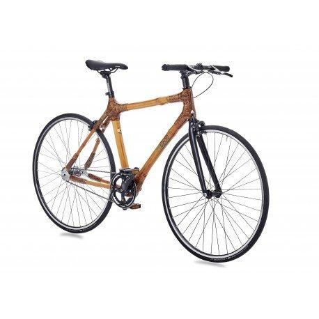 Bicicleta bambú–Royal Mile–beboo Bike–Único y ética