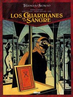 Los guardianes de la sangre 3 (Biblioteca gráfica)