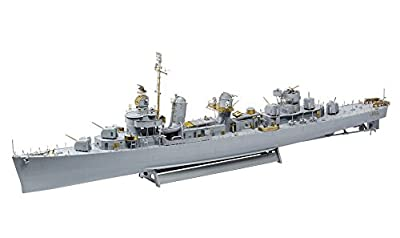 Revell Maquette Bateau : Fletcher Class Destroyer