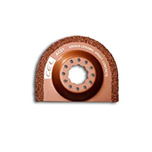 CEK AC01 Lame de scie semi-circulaire Carbure 65 mm (Import Grande Bretagne)