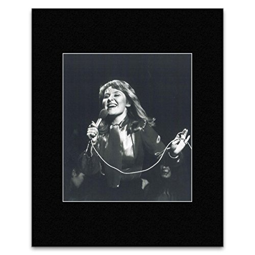 Lulu–On Stage Mini Poster–41.7x 35,5