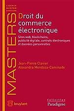 Droit du commerce électronique - Sites web, réseaux sociaux,