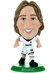 Soccerstarz - 75625 - Figurine Sport - Real Madrid Luka Modric - Maillot Domicile
