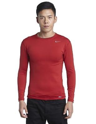 NIKE Herren Langärmliges Shirt Core Compression Top