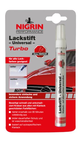 NIGRIN 73151 Performance Lackstift -Universal Test
