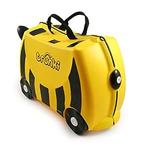 Trunki Ride-on Suitcase - Bernard the Bee (Yellow)