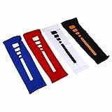 rosso, M : Nuovo Sport Sunblock Traspirante Braccio Compressione Manicotto Gomito Protettore Per Basket 12 Tipi