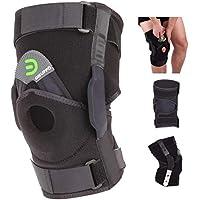 DISUPPO Verstellbare Kniebandage für Frauen Männer, Offene Patella stabilisierte Einstellbare Unterstützung für... preisvergleich bei billige-tabletten.eu