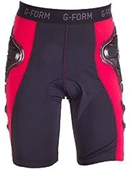 G-Form Pro-B Hommes Shorts - Noire/Jaune, S