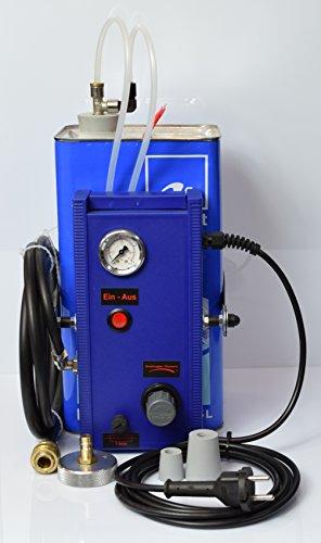 elektrisches bremsenentlueftungsgeraet MANOTEC Bremsenentlüftungsgerät Bremsen Entlüftungsgerät Bremsenentlüfter ERS-5