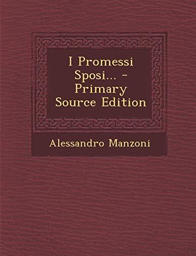 Zoom IMG-1 i promessi sposi primary source