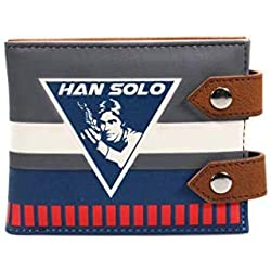 Star Wars- Billetera Cartera, (Half Moon Bay WALBSW10)