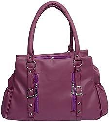 Gracetop Women's Handbag (Purple) (5Gla-Ppl)