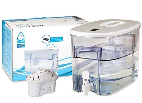 Boston Tech Fresia, dispensador Agua Filtrada Compatible