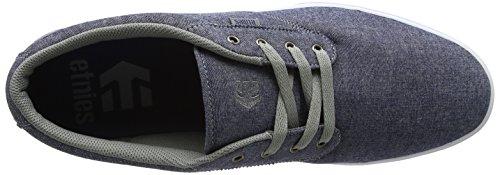 Etnies Jameson 2 Eco, Chaussures de Skateboard Homme Navy/Grey
