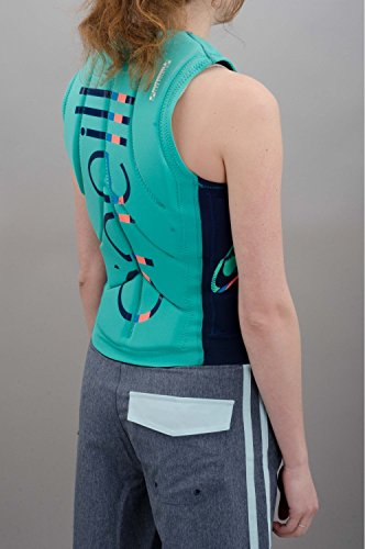 O.neill - Protection De Wakeboard Gilet Oneill Slasher Comp Vest Wms - Taille:one Size turquoise bleu