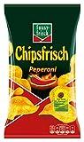 funny-frisch Chipsfrisch Peperoni, 10er Pack (10 x 175 g)